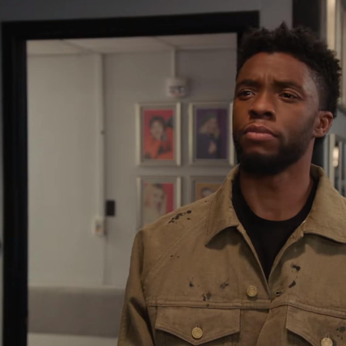 Chadwick Boseman SNL