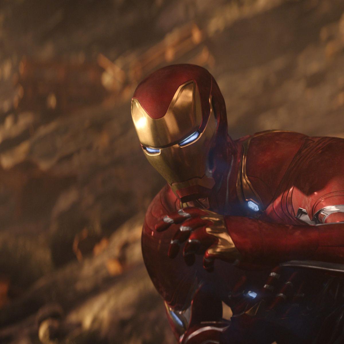 Avengers: Infinity War, Iron Man