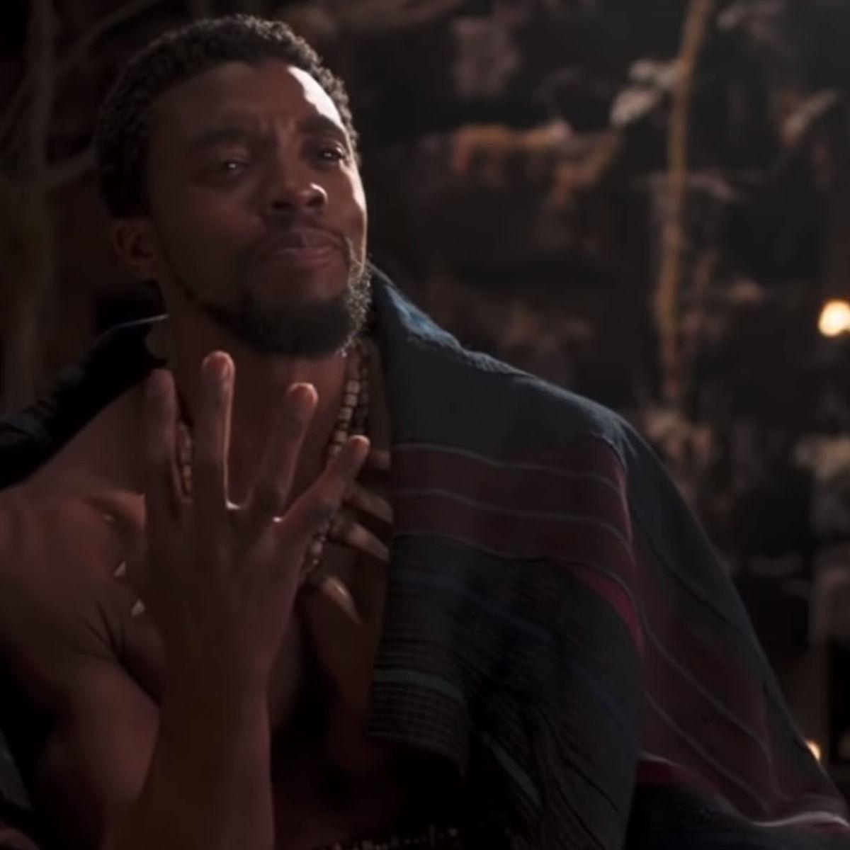Black Panther deleted scene