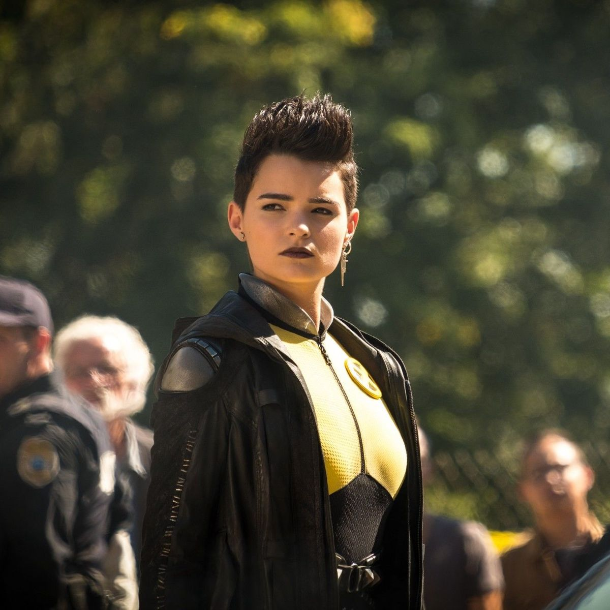 Deadpool 2, Negasonic Teenage Warhead