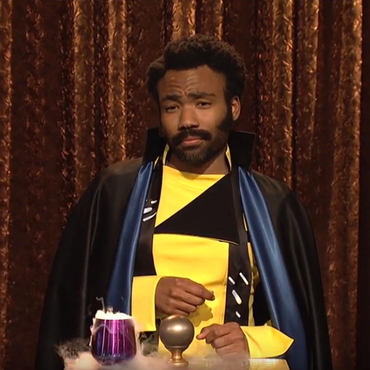 Donald Glover, Lando, Saturday Night Live