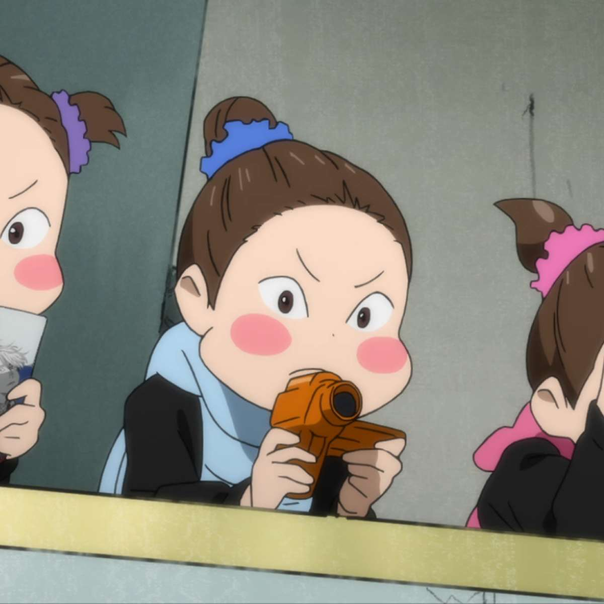 Chosen One of the Day: The Nishigori Triplets from Yuri on Ice ...