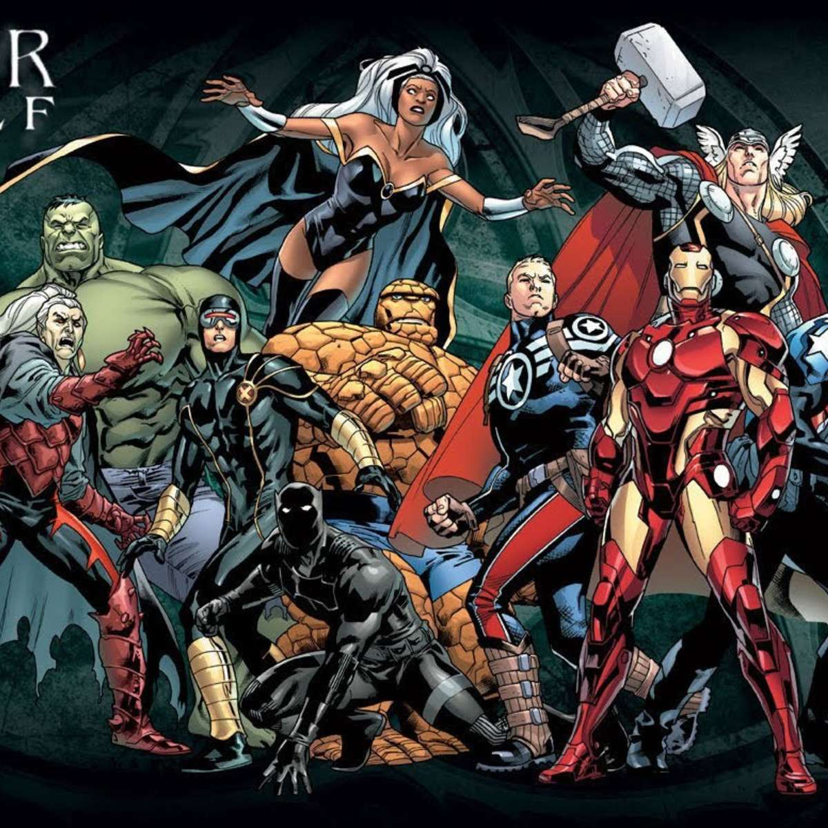 Fear Itself promo art