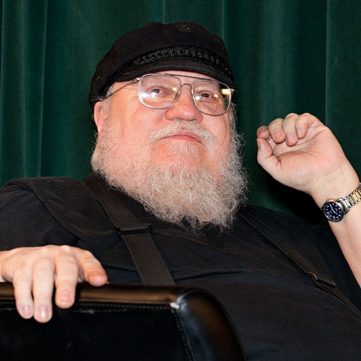 George RR Martin's Wild Cards TV Series Now Headed To Hulu