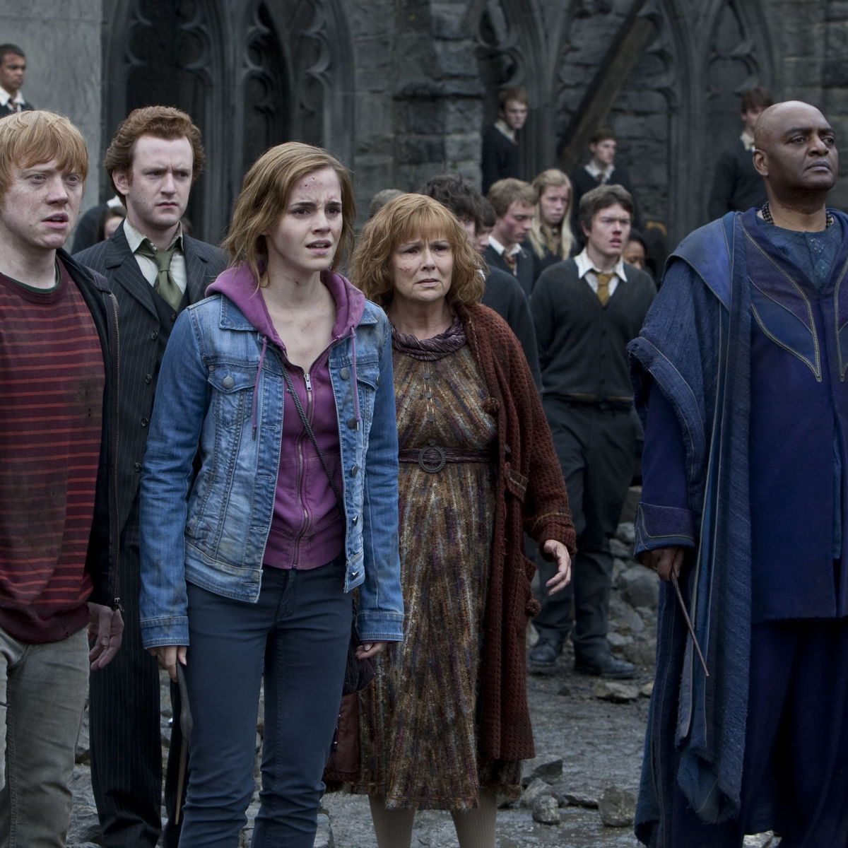 Harry Potter and the Deathly Hallows, Pt. 2 — The Battle of Hogwarts