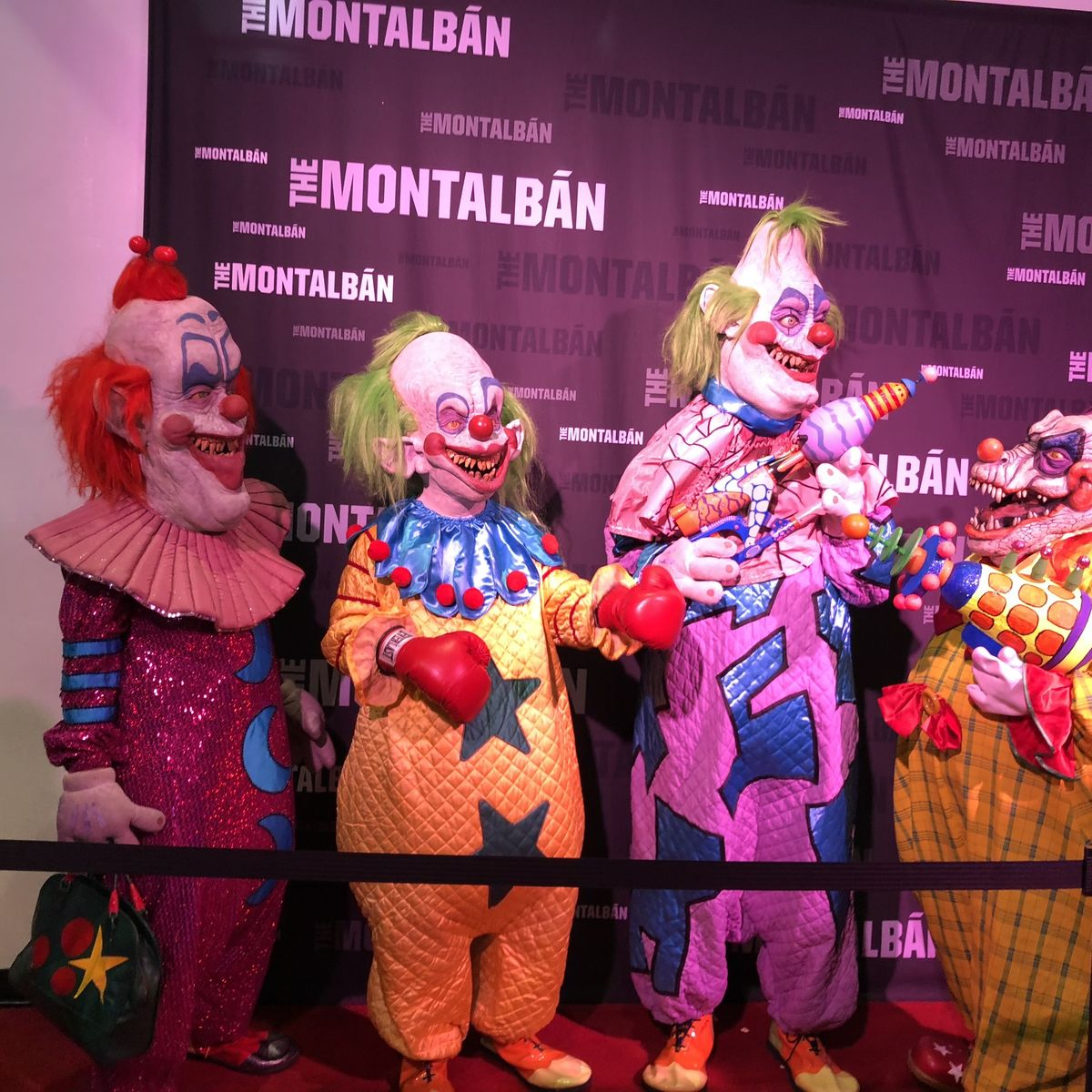 Killer Klowns From Outer Space Circus Event