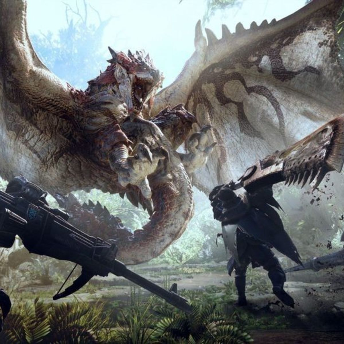 Monster Hunter Getting 3D Animated Special Next Year