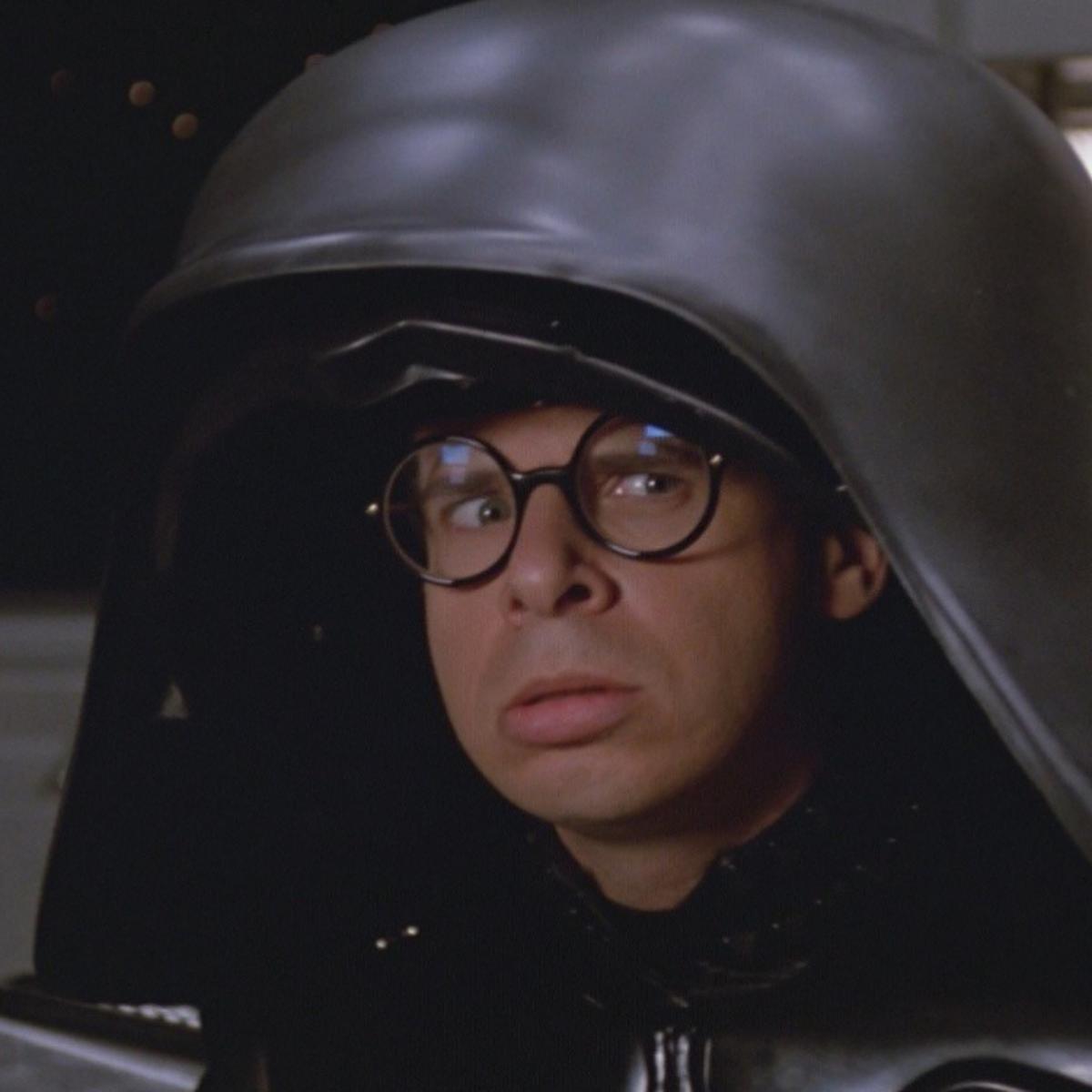 Rick Moranis, Spaceballs, Dark Helmet