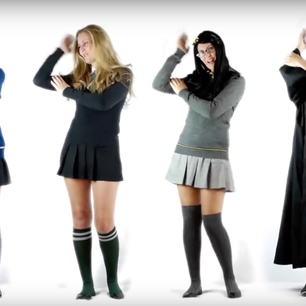Harry Potter parody music video