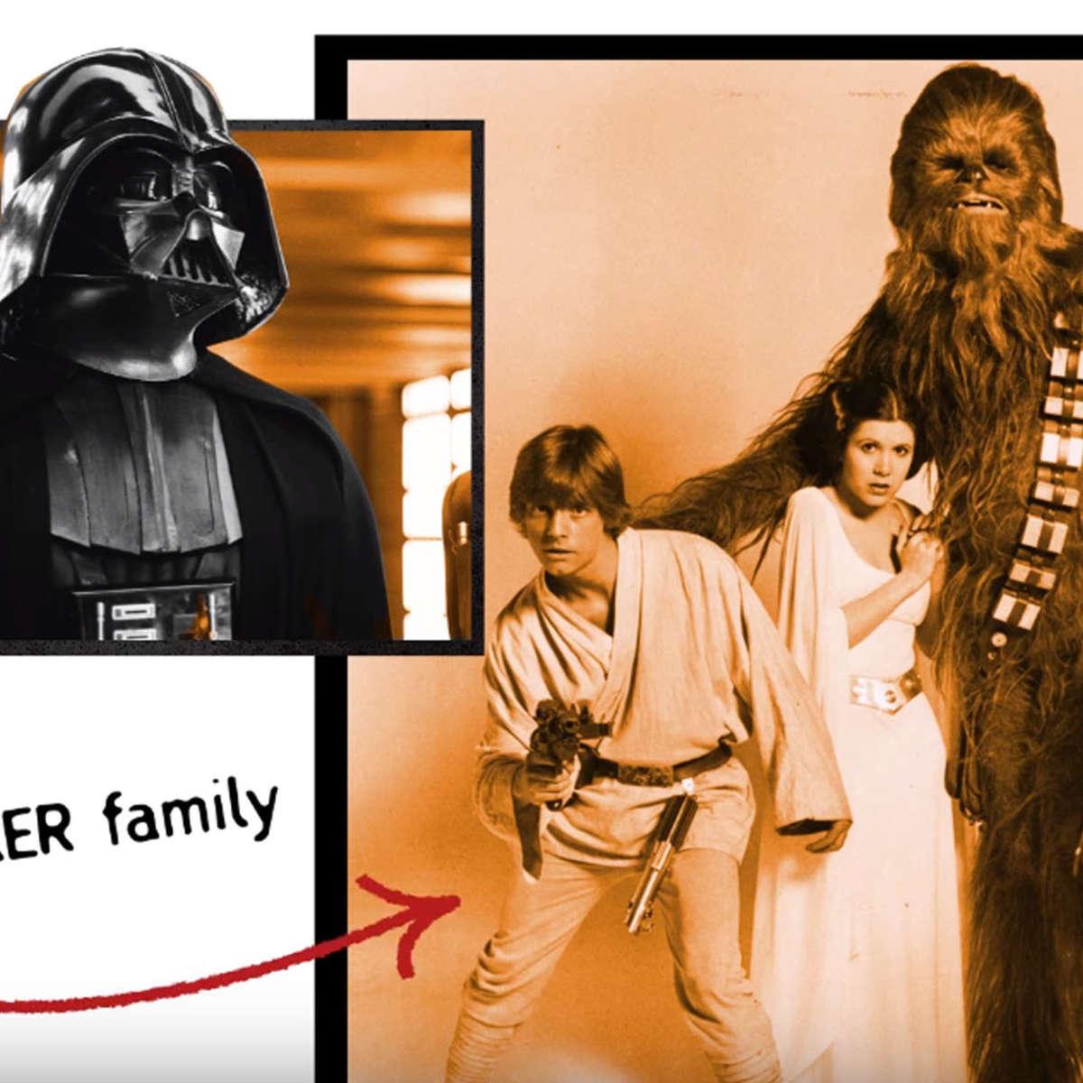 Star Wars Arrested Development