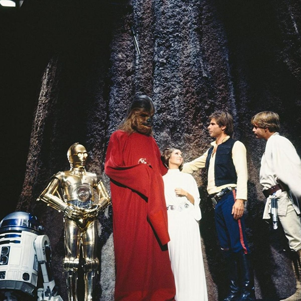 Star Wars Holiday Special cast