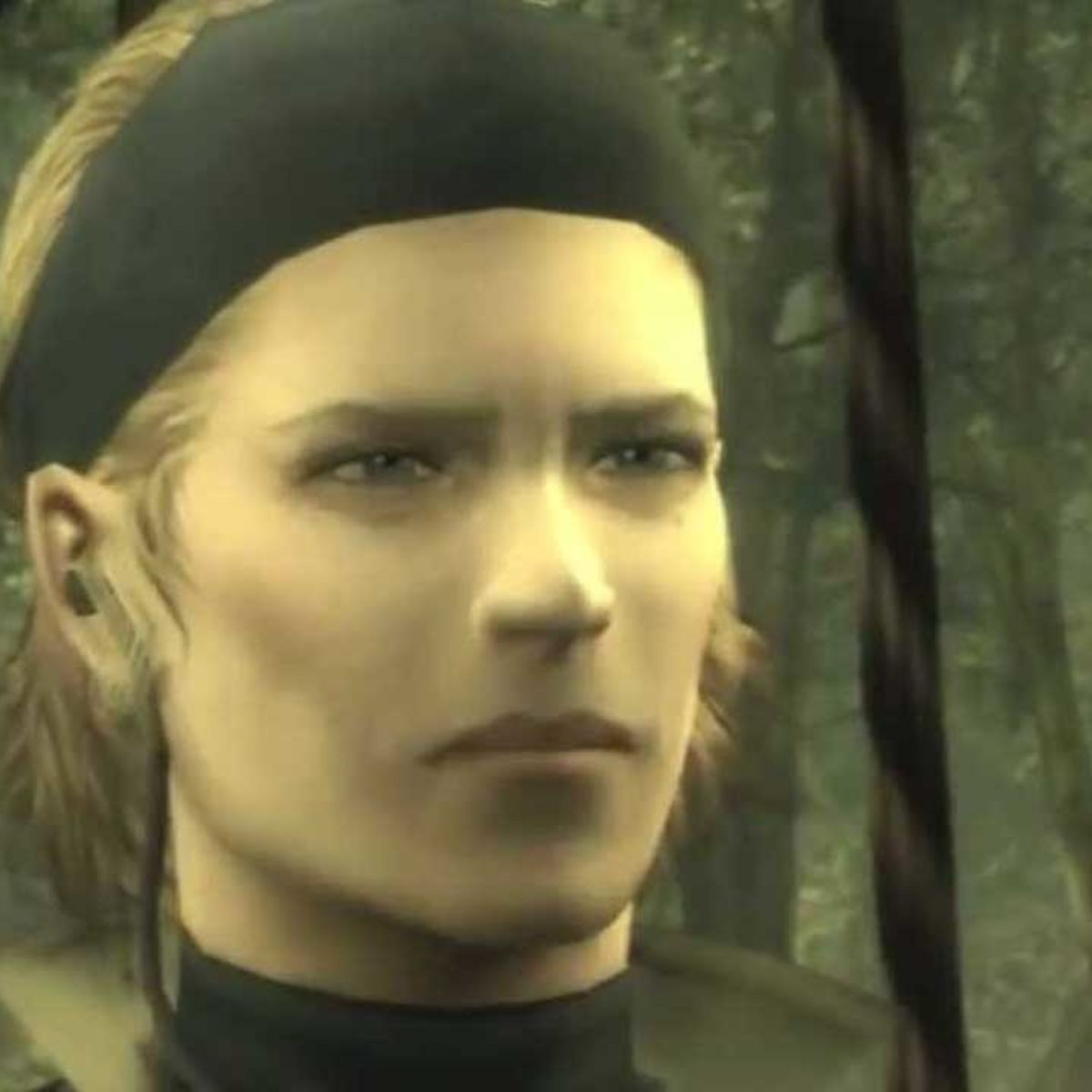 Metal Gear Solid - The Boss