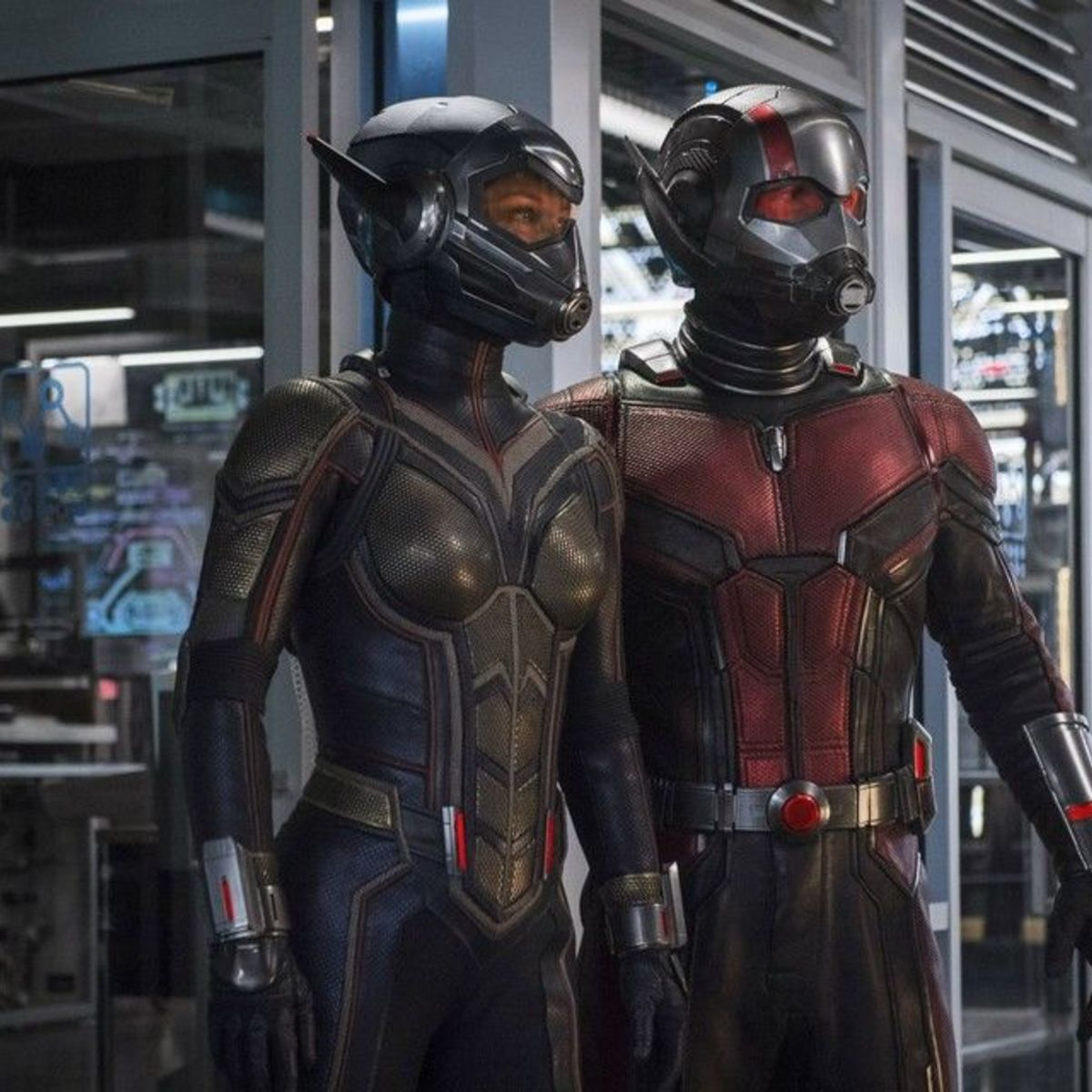 Ant Man and the Wasp, Scott, Hope
