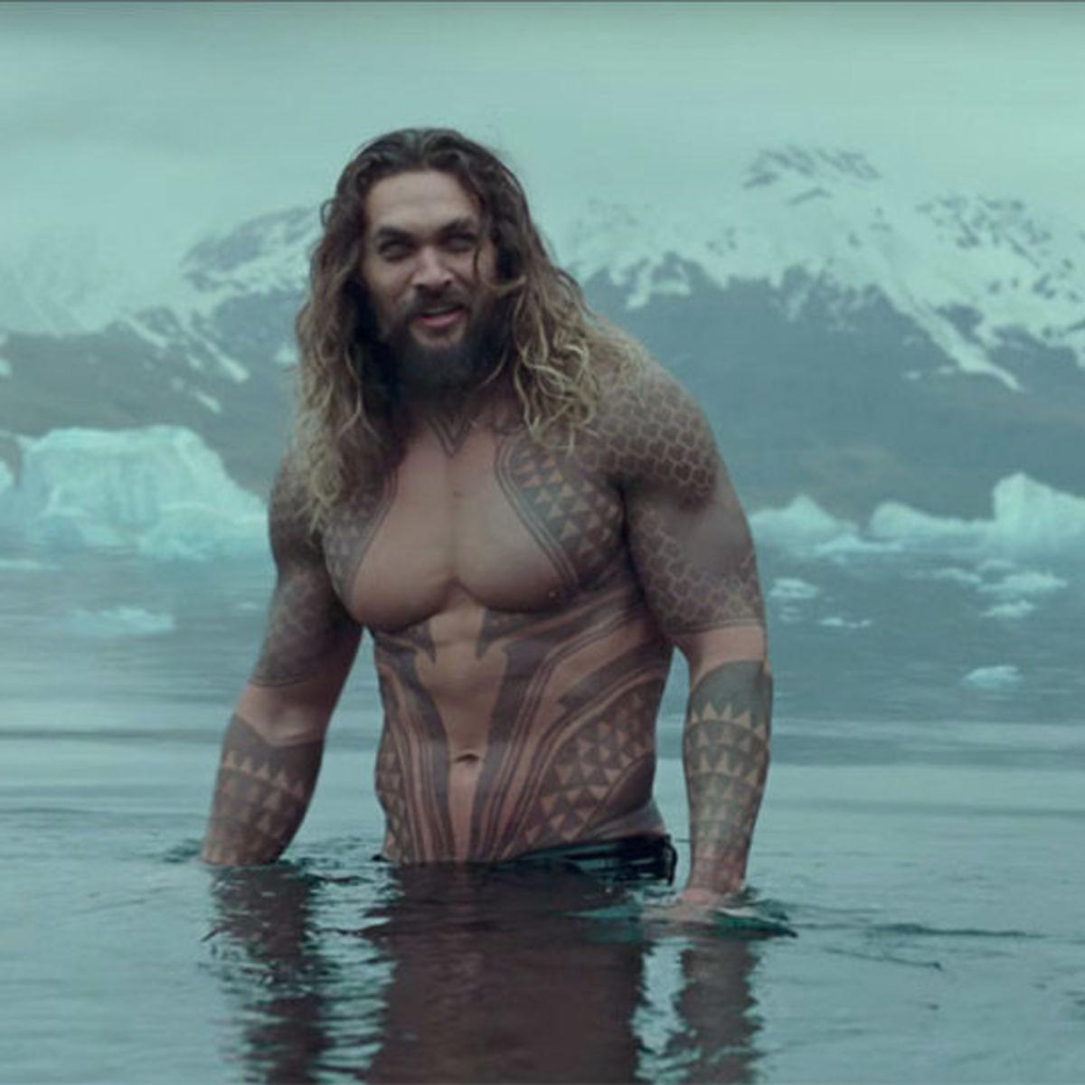Aquaman Official Trailer ile ilgili görsel sonucu