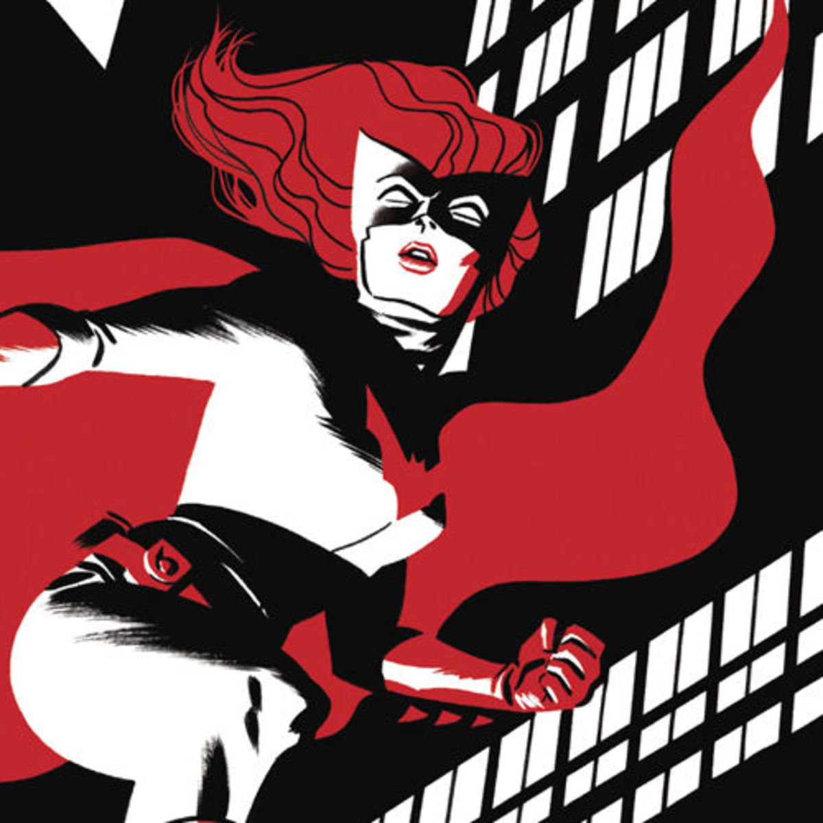 The CW Developing Batwoman TV Series With Lesbian Superhero Lead