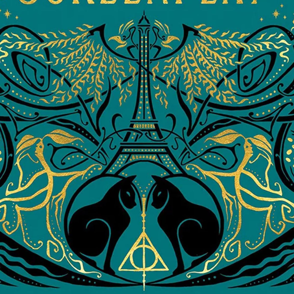 Fantastic Beasts: The Crimes of Grindelwald screenplay cover teases ...