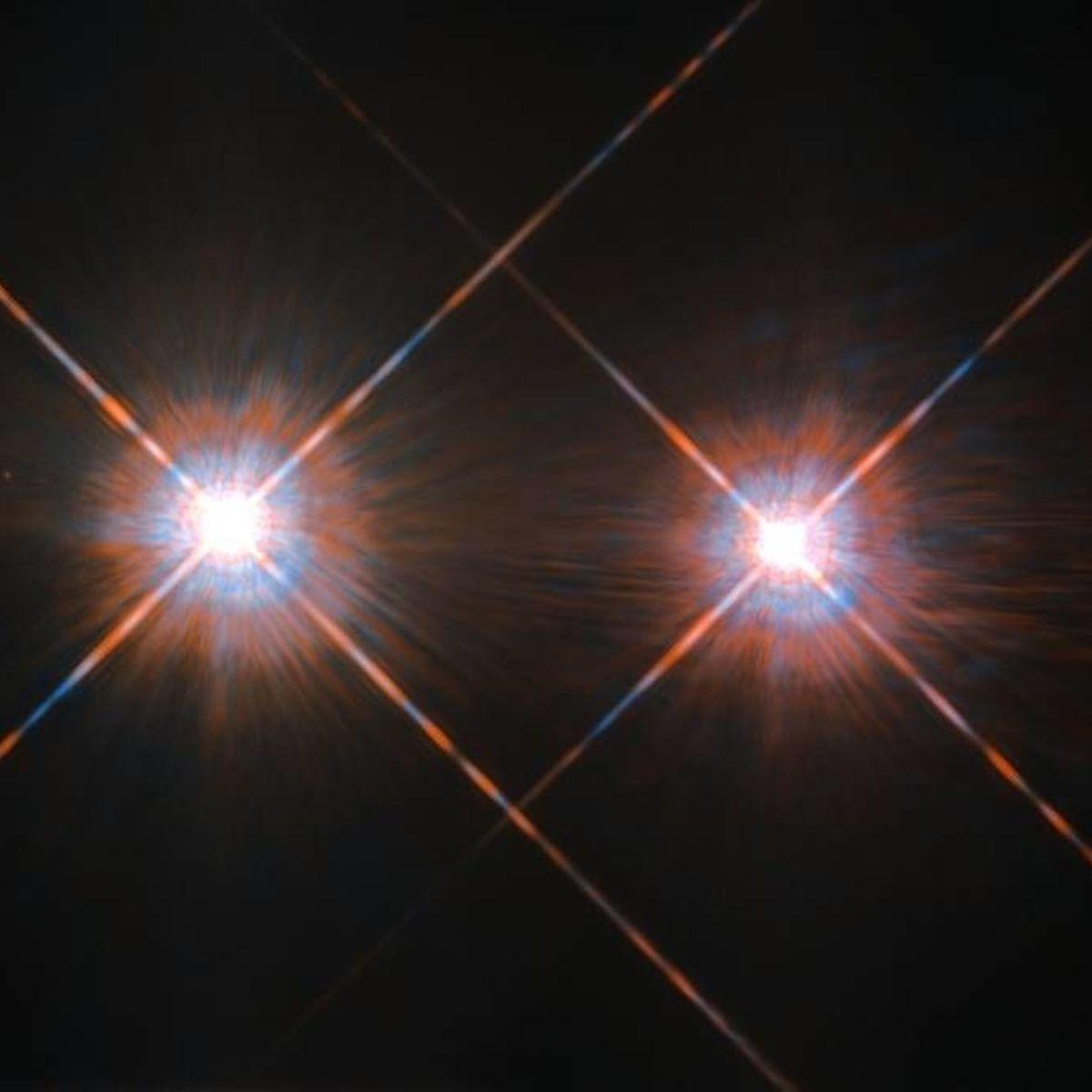 Alpha Centauri A and B