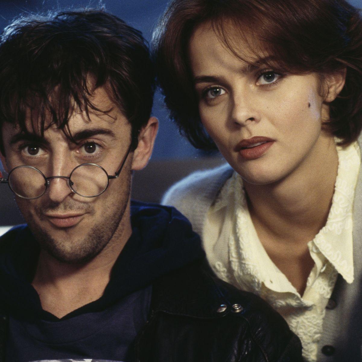 Izabella Scorupco and Alan Cumming in GoldenEye