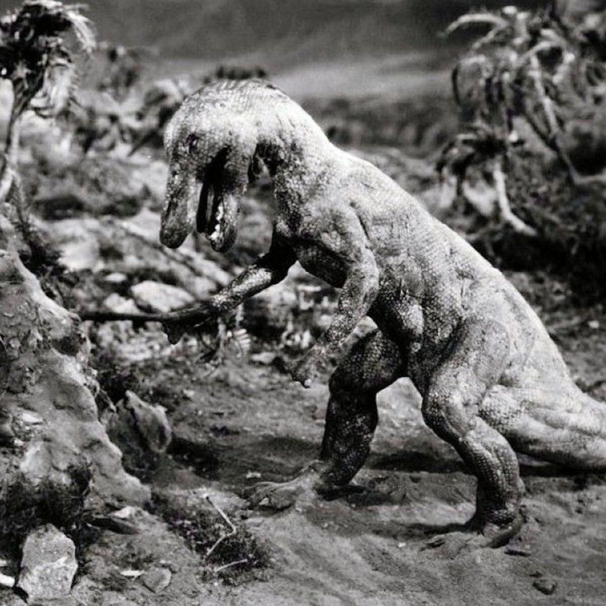 how 1925 s silent classic the lost world hatched the age of dinosaur