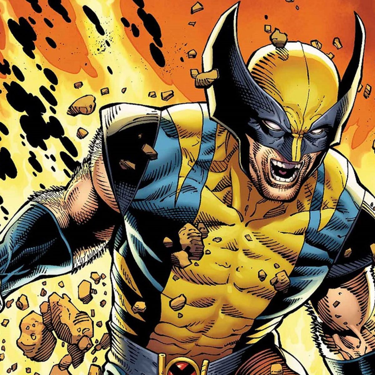Return of Wolverine Hero