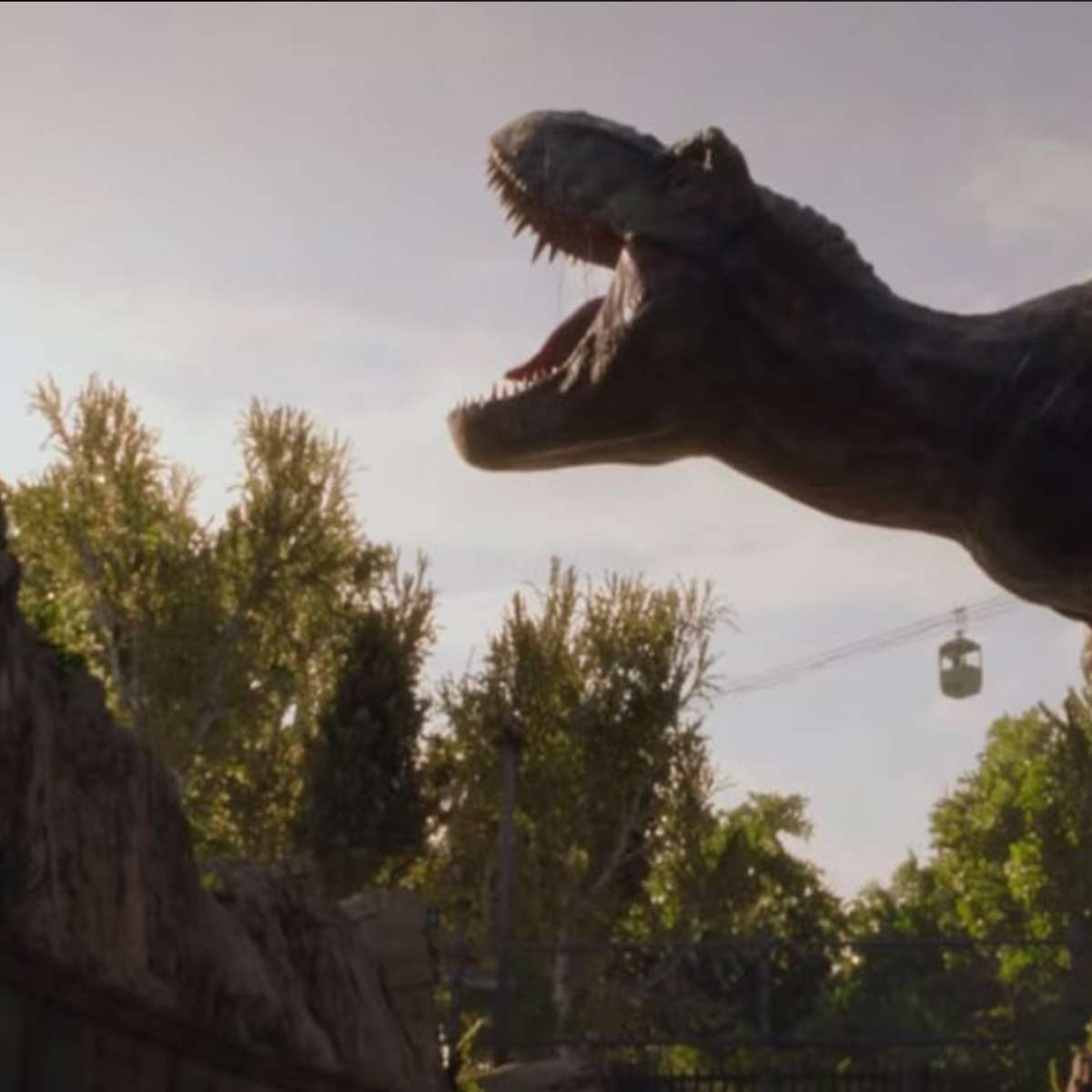 Jurassic World: Fallen Kingdom