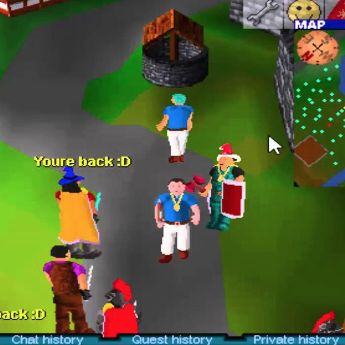 A look back on RuneScape classic before the curtains close | SYFY WIRE