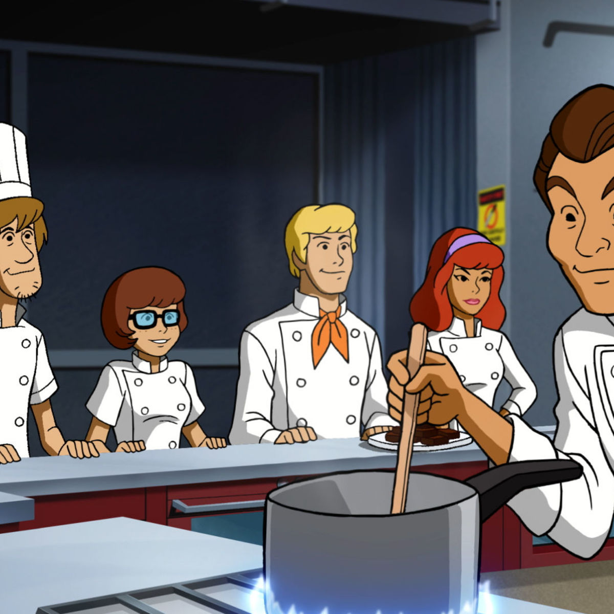 Scooby Gourmet Ghost Bobby Flay