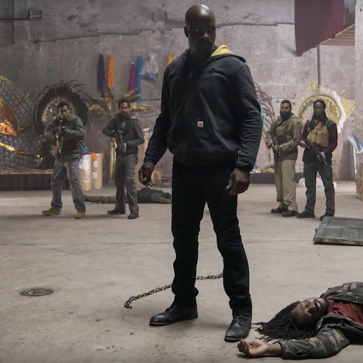 Netflix cancels 'Luke Cage' due to 'creative differences'