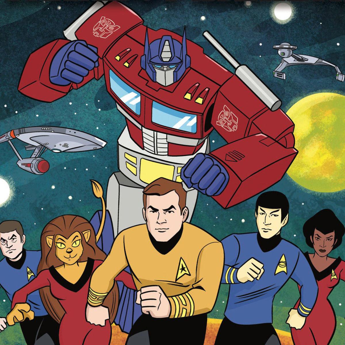 Star-Trek-Transformers