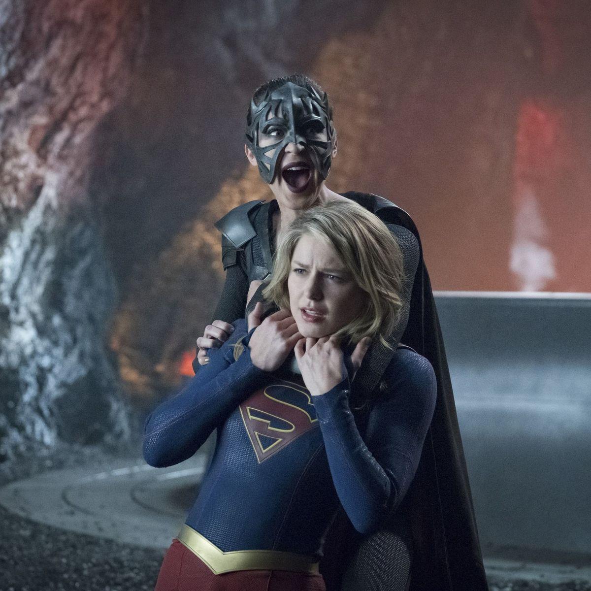 Supergirl Season 3 Finale Reign and Kara