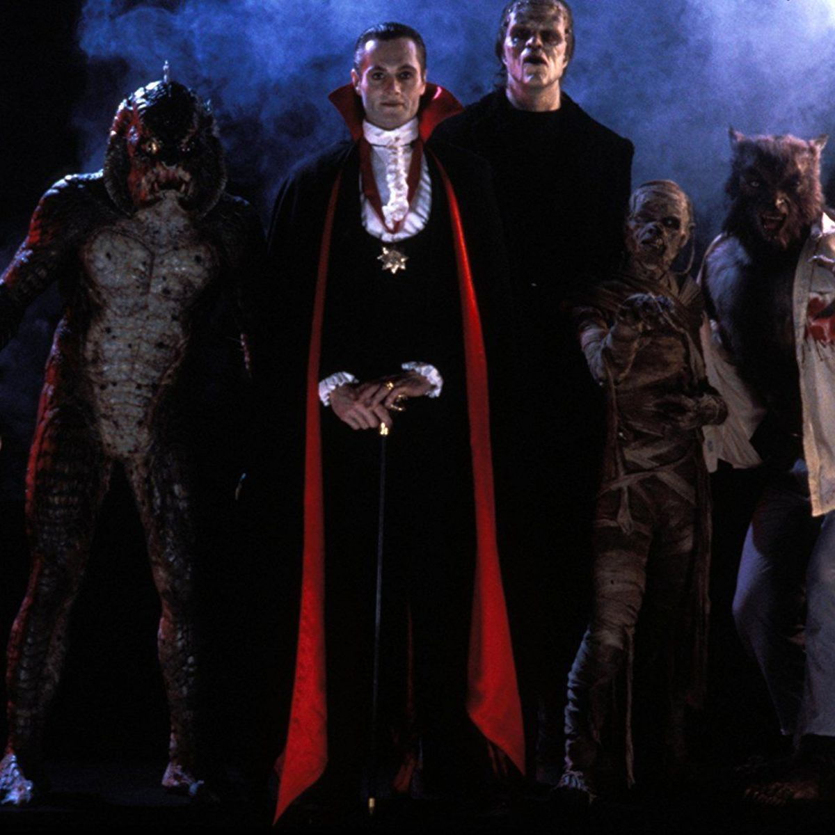 The Monster Squad Monsters