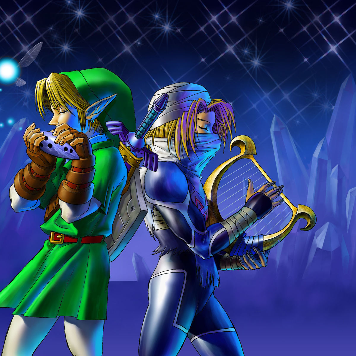 How the legend of zelda made me gay syfy wire