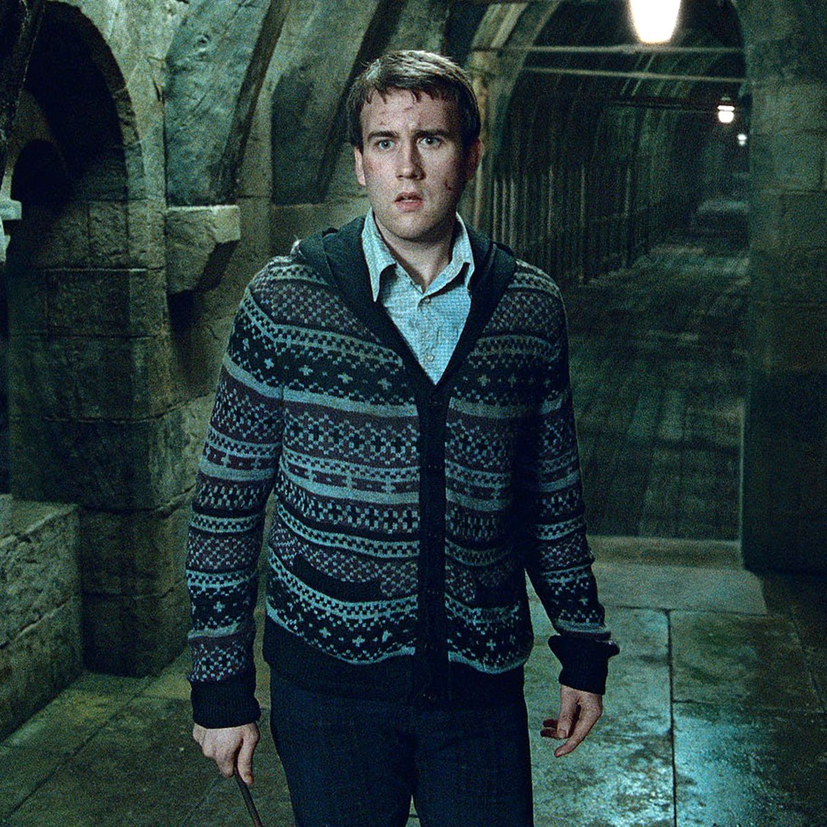 Neville Longbottom, Harry Potter and the Deathly Hallows, Pt. 2