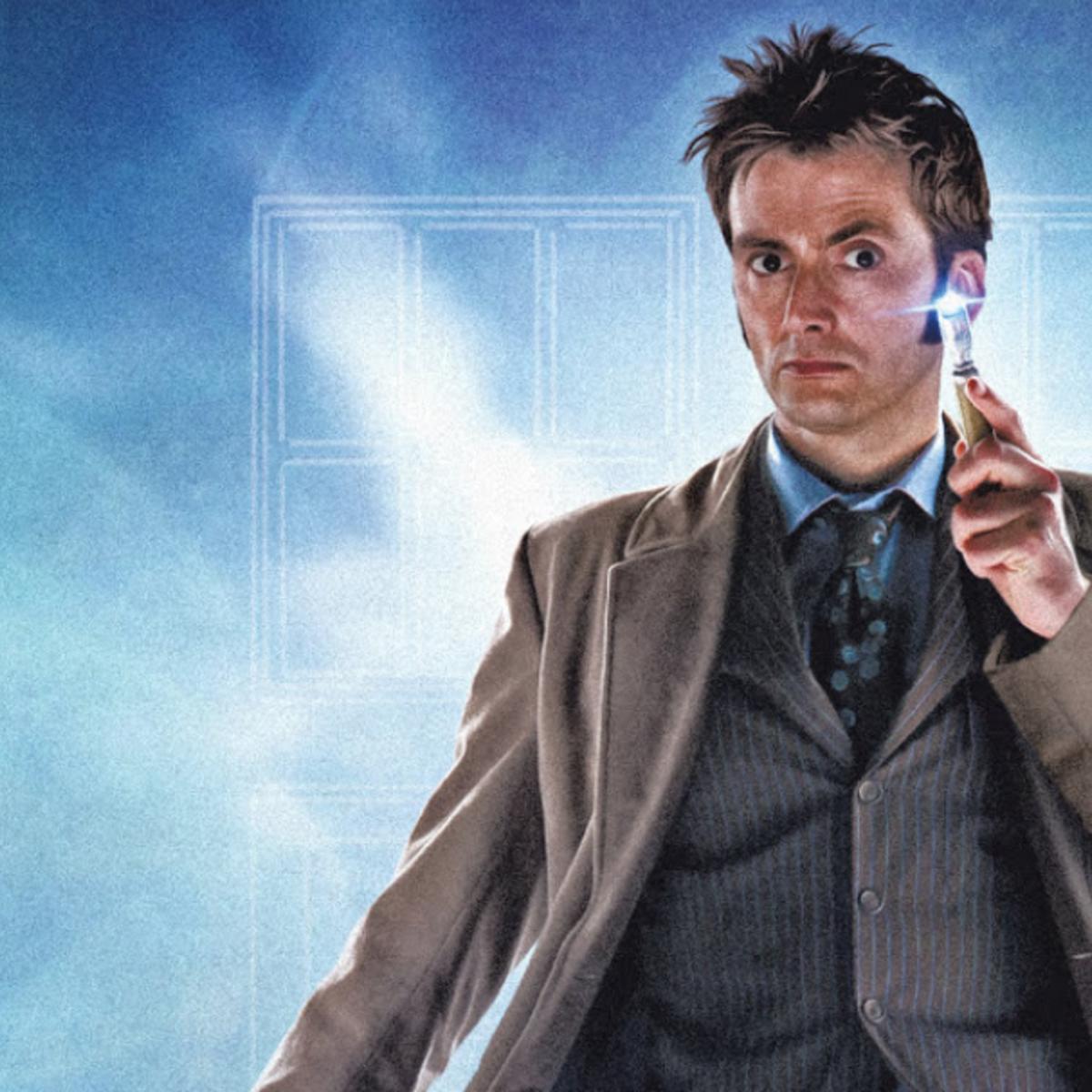 10th doctor slice