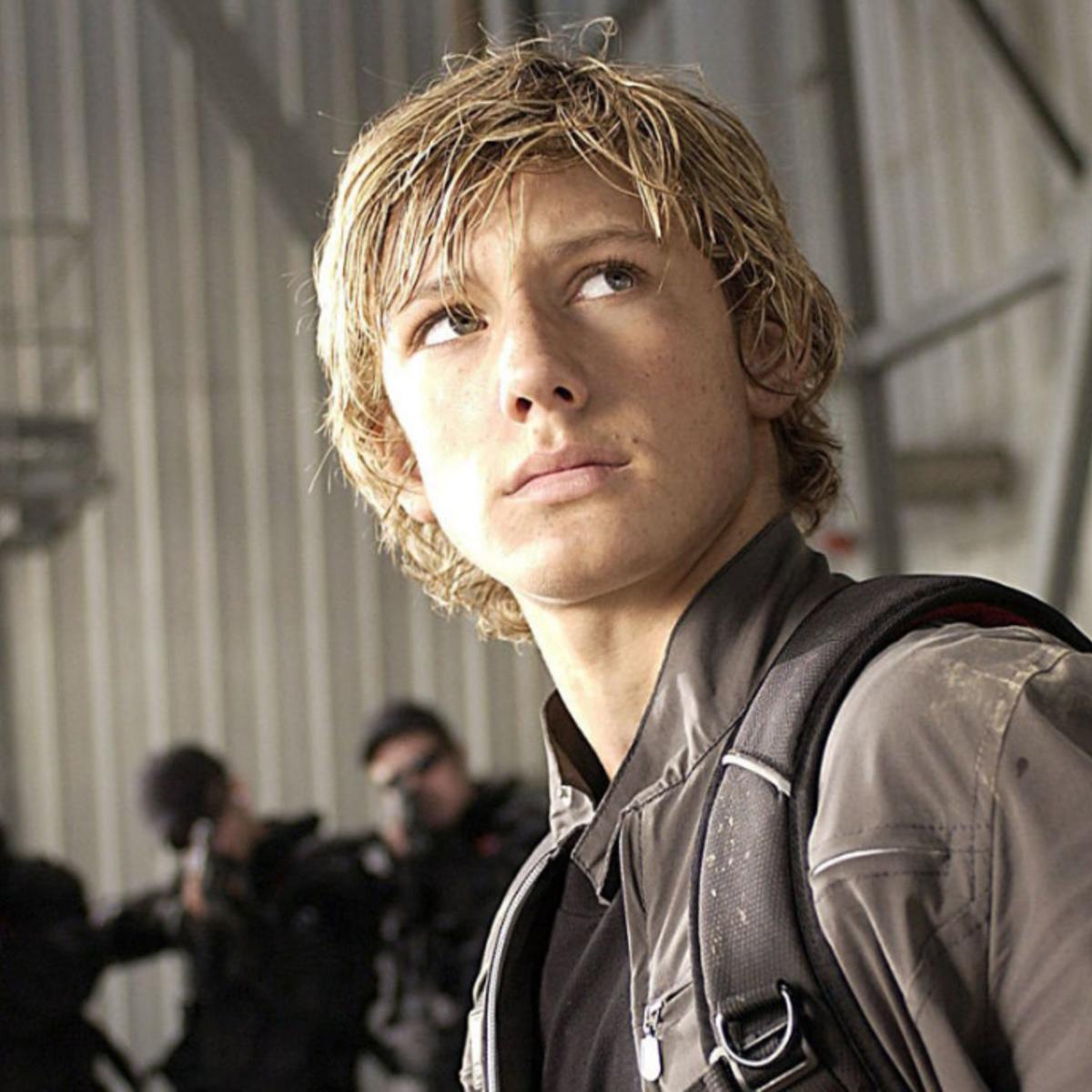 Alex rider Stormbreaker Movie