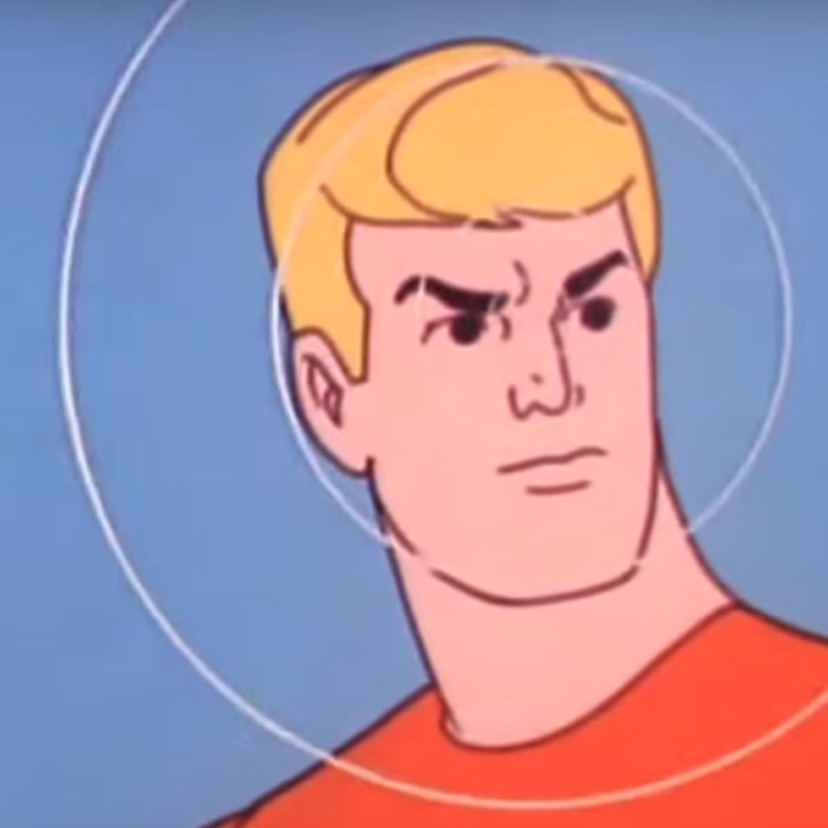 Aquaman HannaBarbera