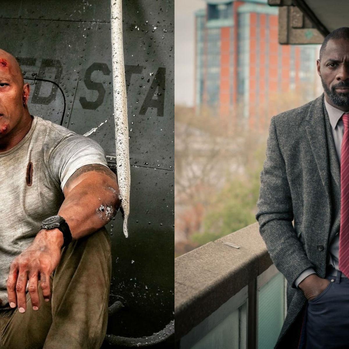 The Rock vs. Idris Elba, Fast and Furious