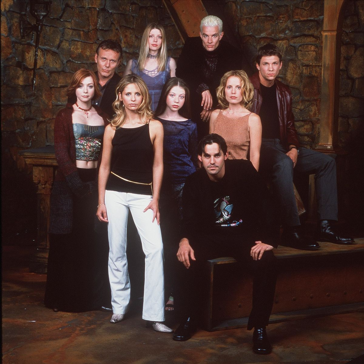 The 'Buffy The Vampire Slayer' Reboot May Follow A New Slayer