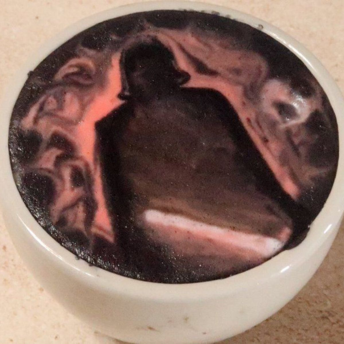 Michael Breach, coffee art
