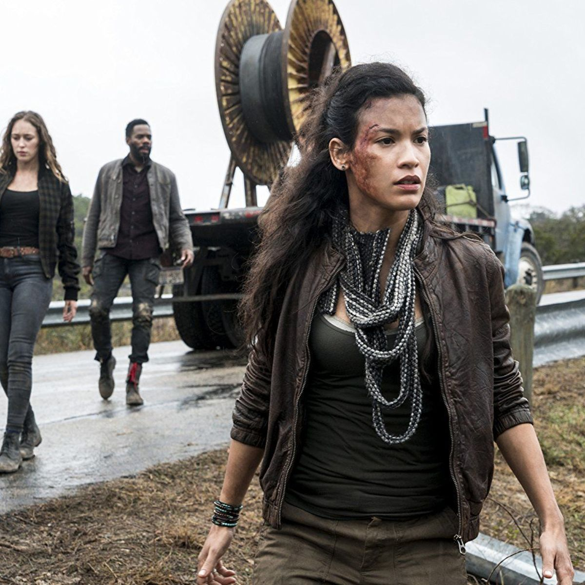 Fear the Walking Dead cast talk character evolution and second half ...