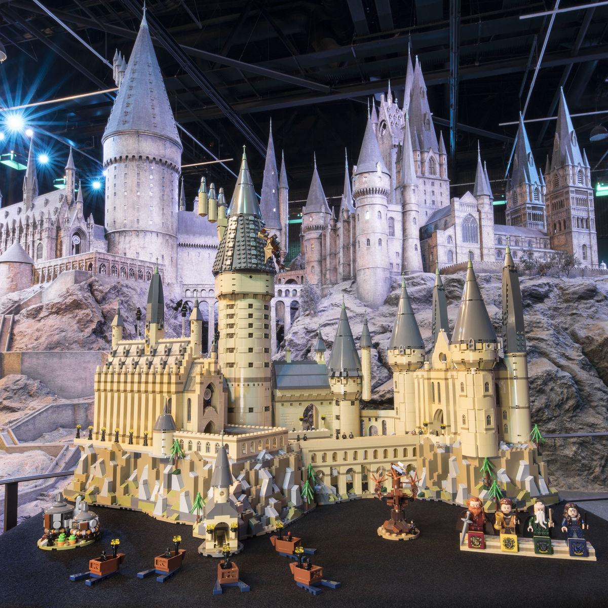 LEGO Harry Potter Hogwarts Castle