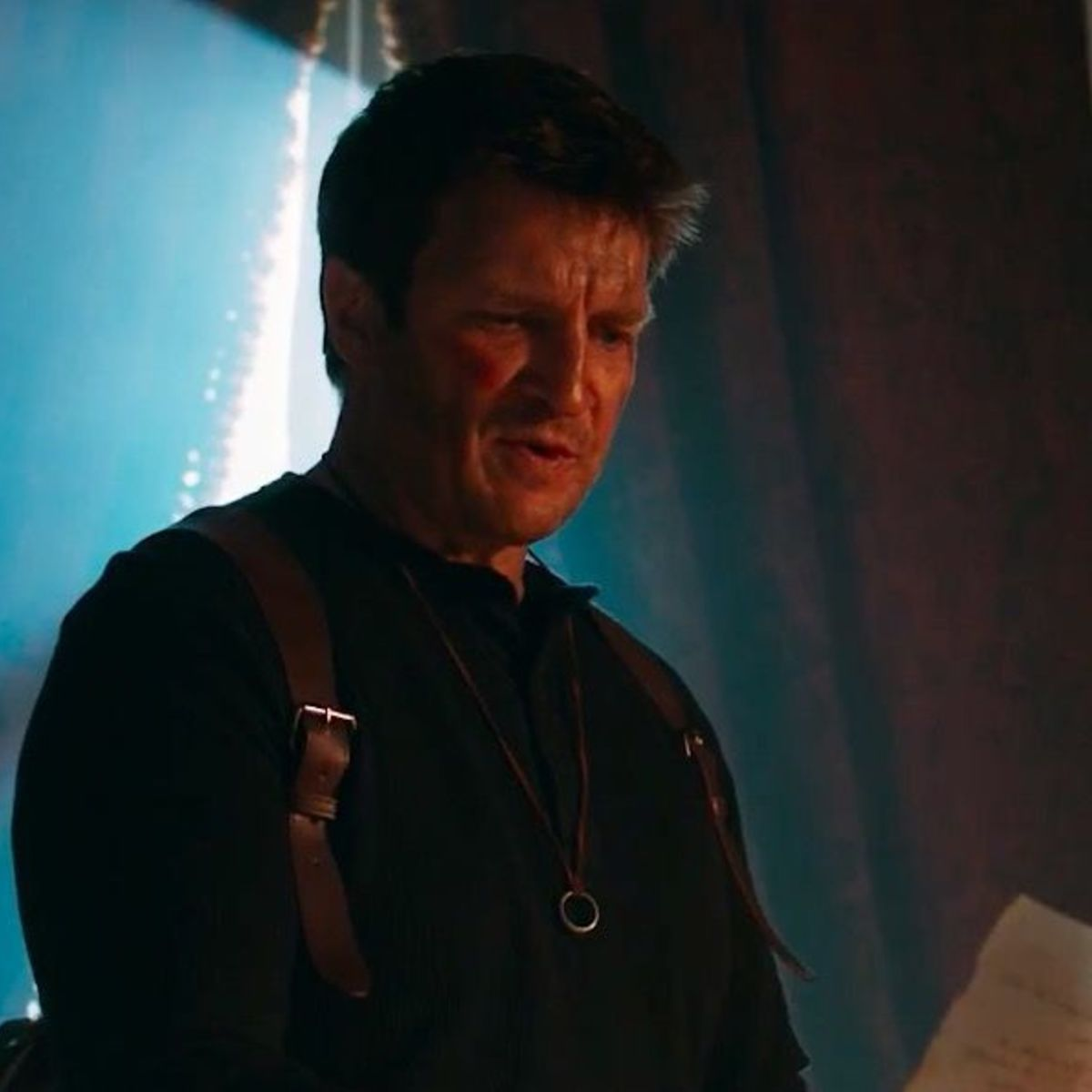 Nathan Fillion Uncharted