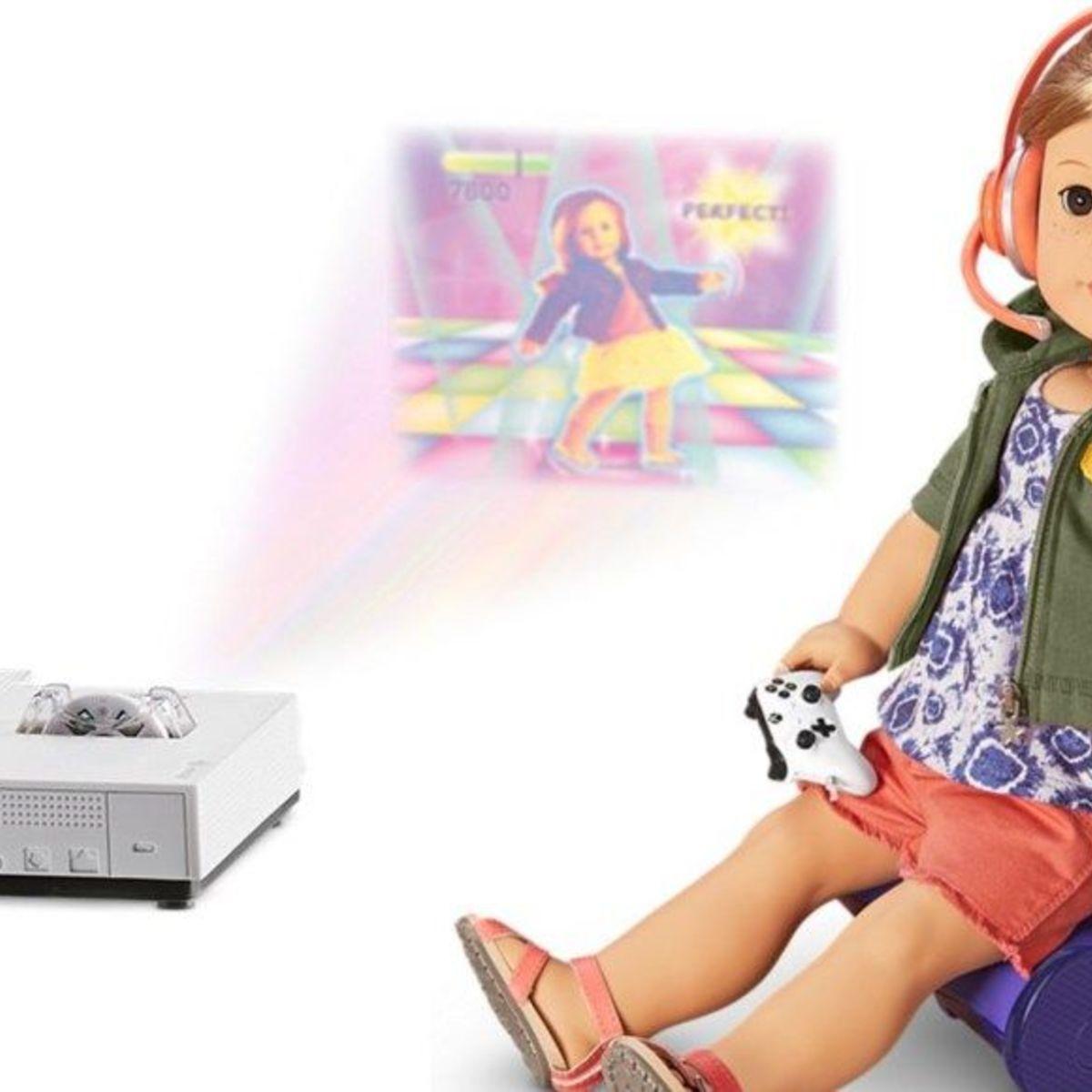 American Girl - Xbox Doll Image