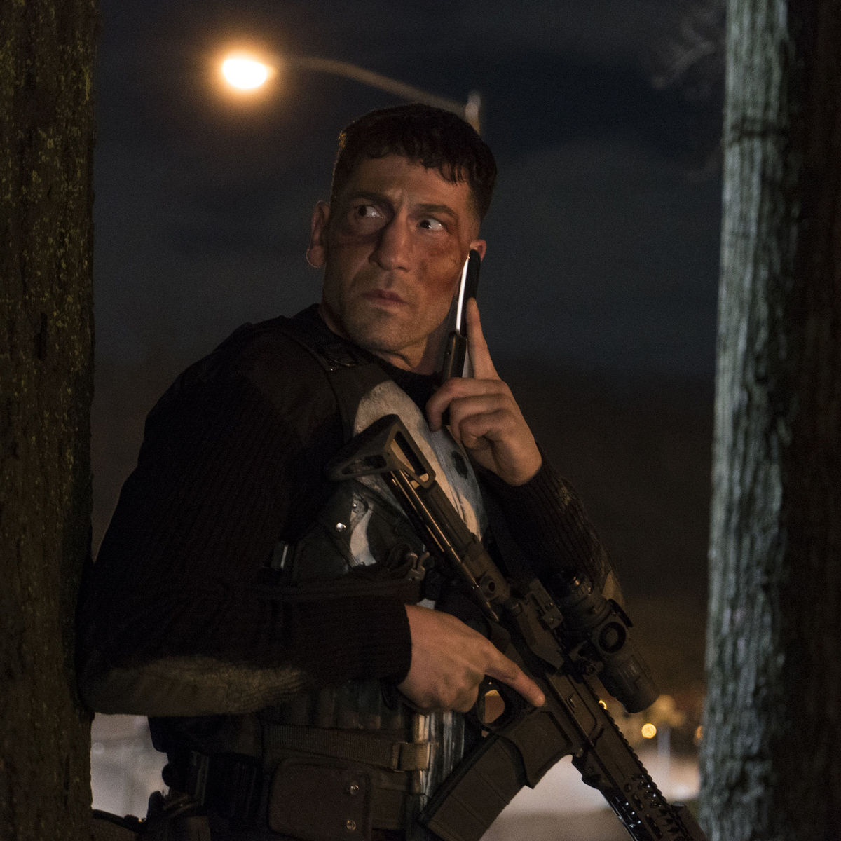 season 2 of netflix s the punisher has officially finished shooting