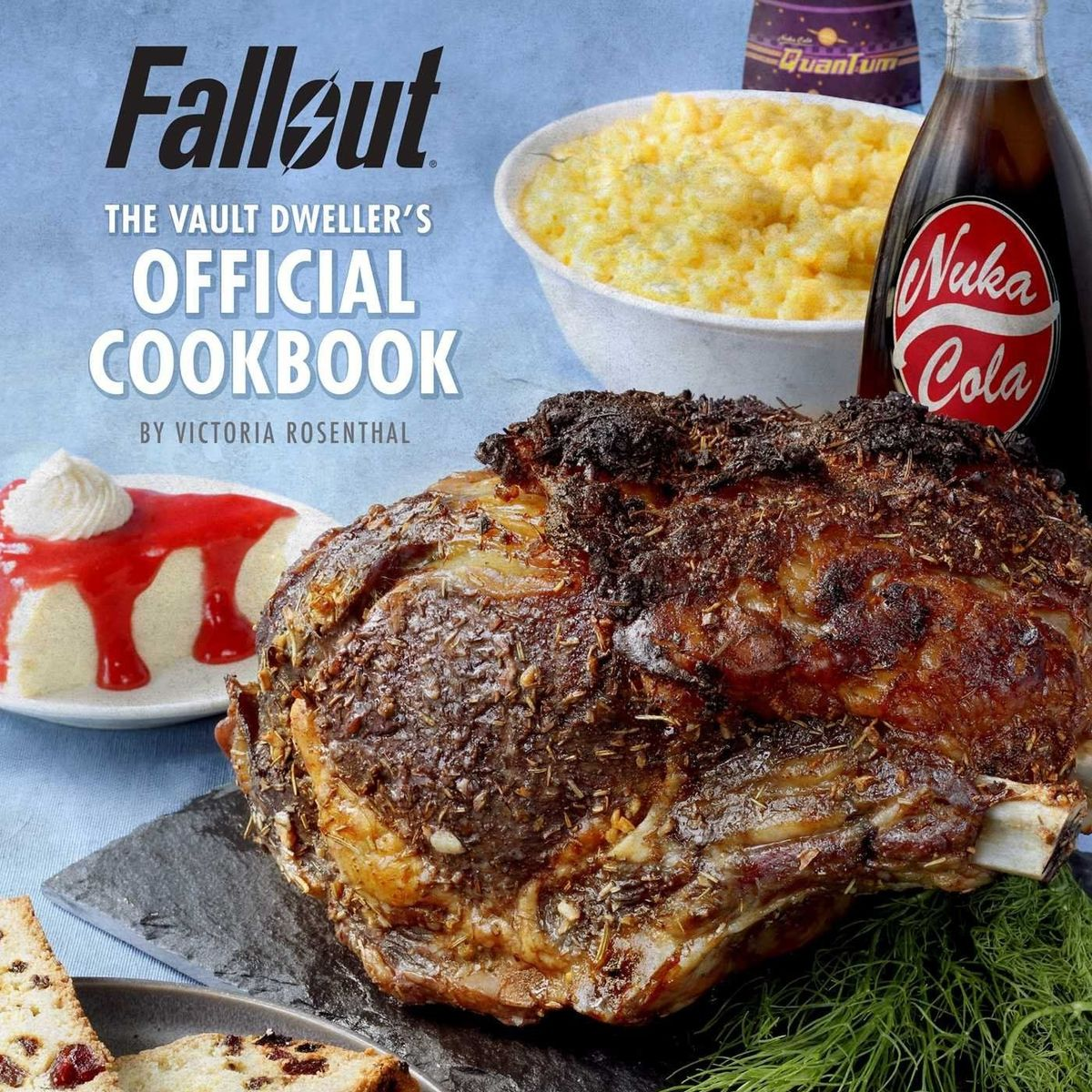Fallout Cookbook cover