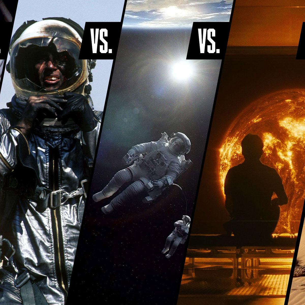 Debate Club: Best astronaut movies