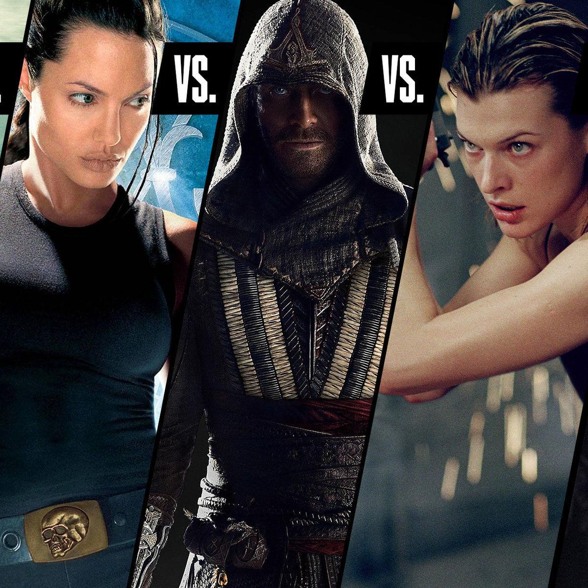 Debate Club: Best Video Game Movies