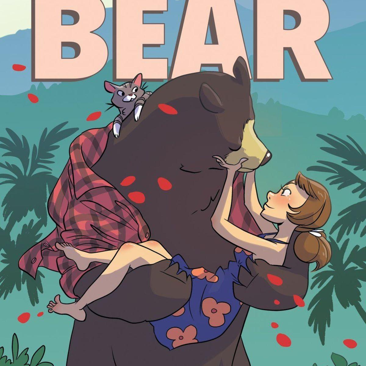 My Boyfriend is a Bear (Oni Press)