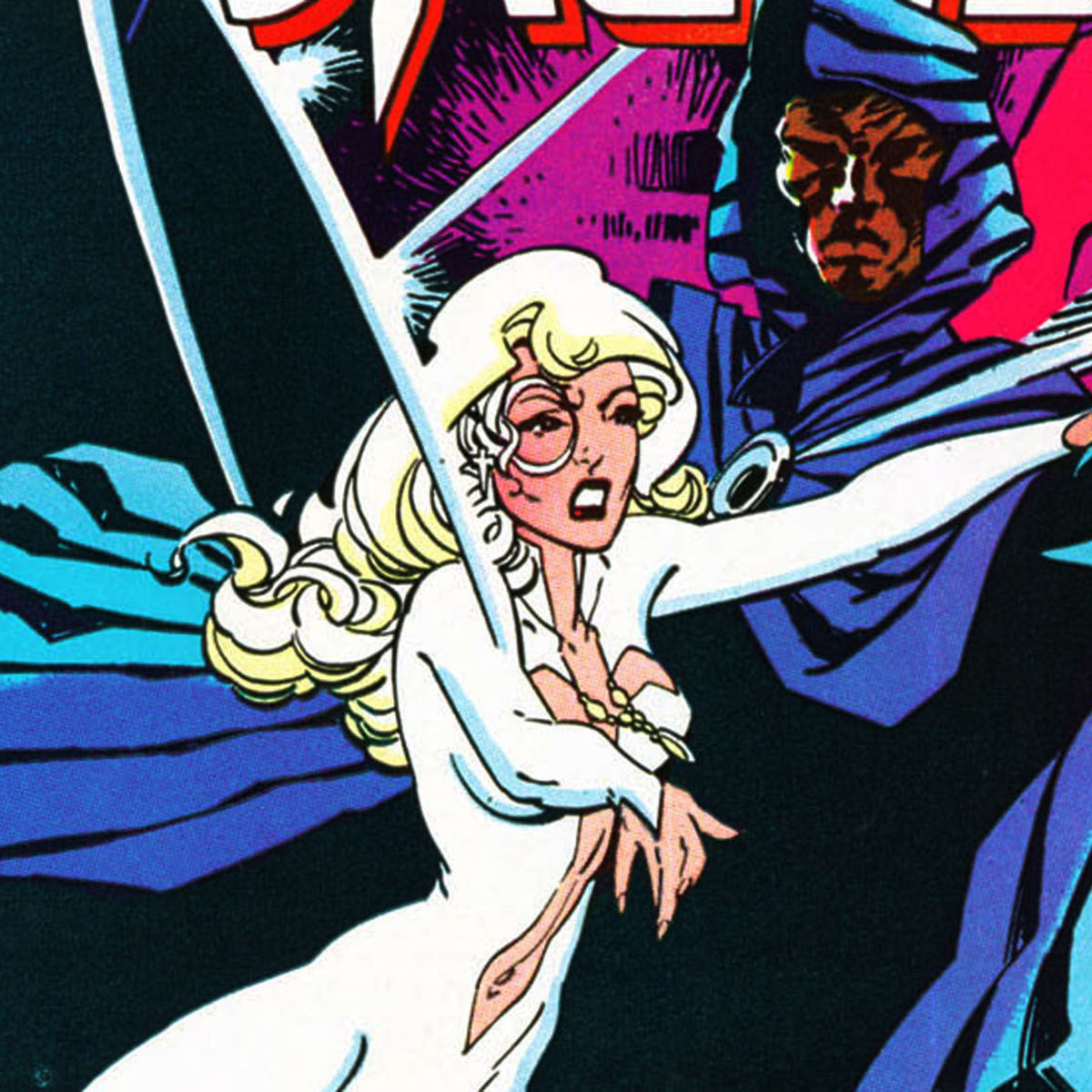 Cloak and Dagger Hero