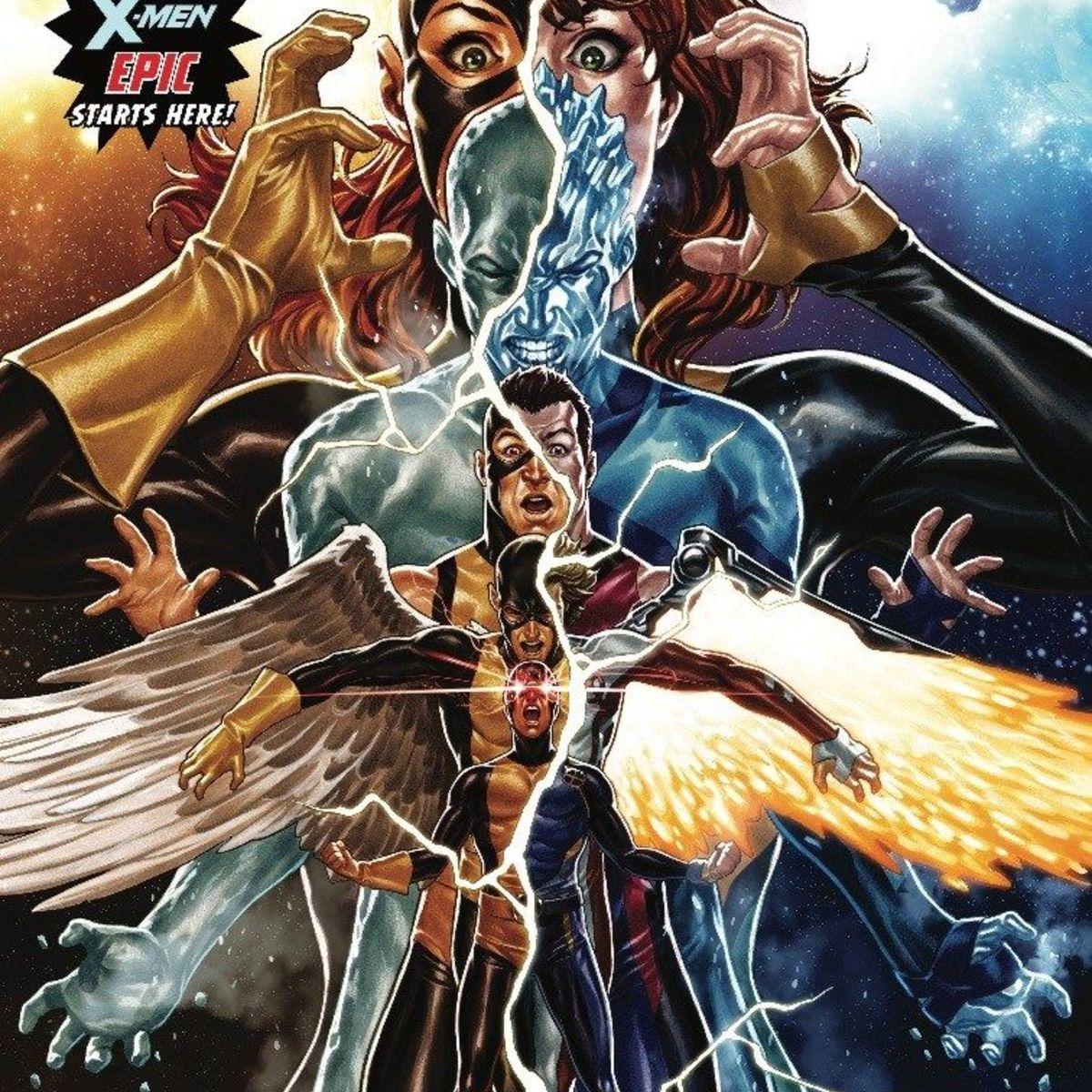 Extermination Vol 1 cover